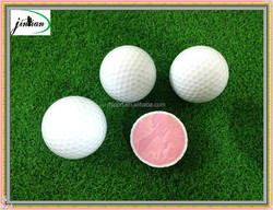 Hot sale two piece practice golf ball
