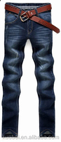 New arrived free shipping cotton high quality men pantalones jeans