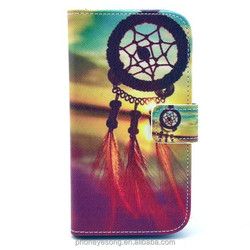 TPU sublimation print custom phone cover For HTC DESIRE 500