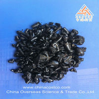 Medium-temperature coal tar pitch for high-power graphite electrodes