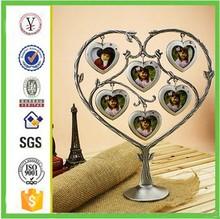 Custom different types photo frame family tree
