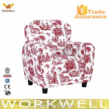 WorkWell antique style children sofa Kw-CS41