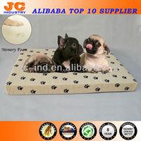 European Memory Foam Dog Luxury Pet Cushion