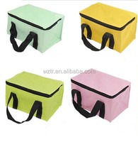 2015 factory sale insulated cooler lunch bag for zero degrees inner cool