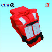 Factory prodced CCS EC Solas approved offshore life jacket