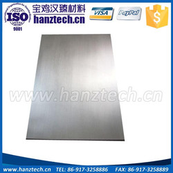 rolled 4.75mm tungsten plates products