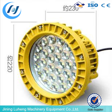 EX CE Atex TUV approved explosion led light 30w-100w mining lamp