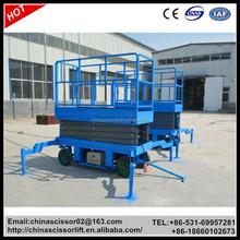 Custom aerial lifts, hydraulic access lift