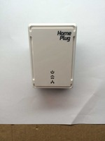 Powerline Ethernet Bridge PLC Plug US/EU 200Mbps Network Adapter home plug
