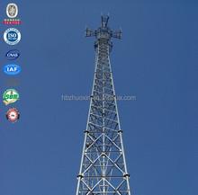 Steel telecom gsm antenna mobile phone 3g wifi towers