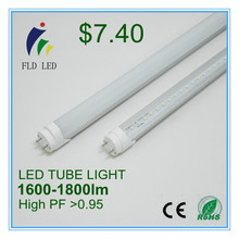 led tube factory IES Files 50000hours Epistar CE ROHS 3years warranty 2835 led tube