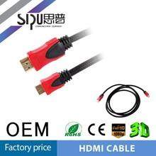 SIPU 1.3v cable mini cable firewire hdmi factory price