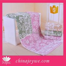 Fashion 100% Bamboo Firber Face Towel Bamboo fabric Turkish Towel