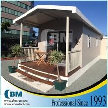 modern design small style prefab japanese houses -2