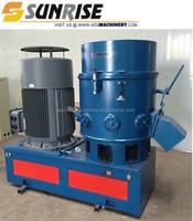 Plastic film and sheet compressor agglomerate machine
