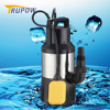 Centrifugal Submersible Pump For Clear Water with 900W 5000L/h