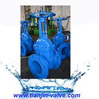 Resilient seated bonnet bolted gate valve