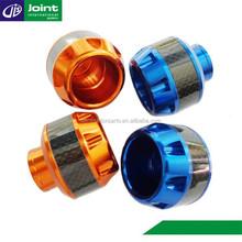 High Quality China Aluminum CNC Decorative Parts Motorcycle CNC Spare Parts