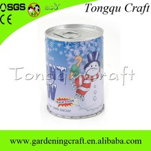2015 promotional items magic snow in can, instant expanding snow for christmas decoration
