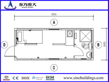 Alibaba Best Selling, High Quality Chinese Facotry Container house