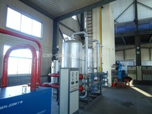 high purity liquid oxygen/O2 plant with cryogenic technology