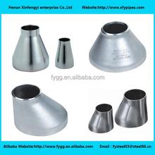 Stainless steel eccentric reducer(ANSI,JIS,DIN,GB standard)
