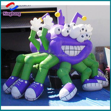 NB-CT1004 Ningbang new design giant inflatable monster for sale