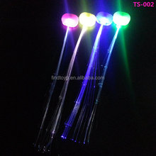 Lighted Fiber Optic LED Hair Extensions