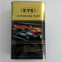 High Gloss Thick Film Car Clear Coat / Varnish For Car Refinish