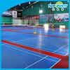 Non-slip durable interlocking indoor volleyball flooring