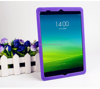 Silicone protective back cover for iPad Air (Purple)