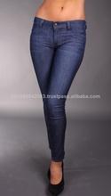 damas pantalones vaqueros con estilo pantalón