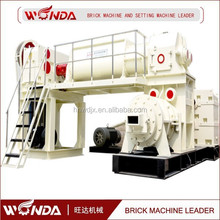 High Profitable WangDa full automatic clay Brick Making Production Line