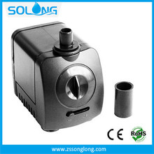 500 L/H 130 GPH Electric Water Pumps For Wall Water Features