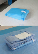 disposable disposable high quality kit sterile surgical delivery by CE and ISO