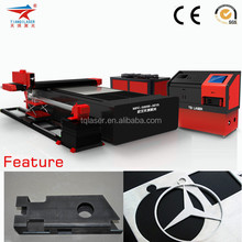 China New laser metal cutting machine ,OEM 1300mm*2500mm with CE,Manufacturer