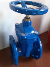 New designed of coupled locating collar with stem 0f BS standard gate valve for favorable price