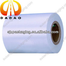white polyester film for tag and label
