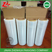 factory sup[ply high tear strength food packaging pallet pe 3000m stretch film