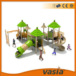 Entertainment park Children New cheap playground equipment