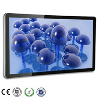 """32"""" Back Fixing Android Wifi Auto LCD Advertising Player"""
