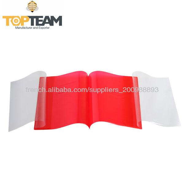 Prot ge cahier avec grand rabat en pvc incolore brevet - Protege cahier avec rabat ...
