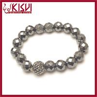 bracelet jewelry beads to make bracelets shamballa bracelet Low price with great price