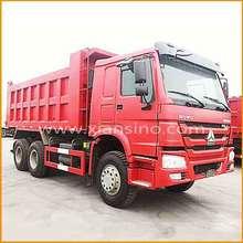 sinontruk howo 336hp 6x4 engine new dump truck for sale