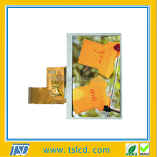 TST430MTWH-06 4.3 inch tft lcd module brightness 450nits for Electrical medical devices