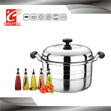 Stainless steel high quality food steamer on sale