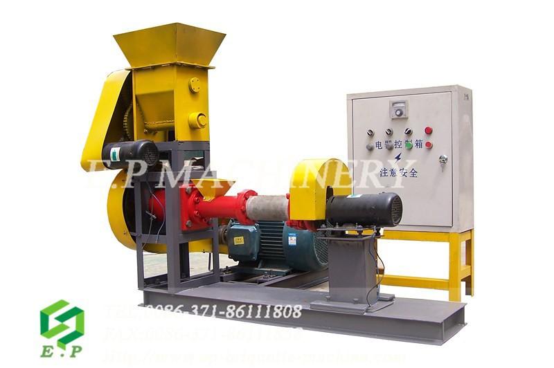 Fish food hsdgp70 pellet press machine hot selling in for Food bar press machine