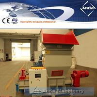 EPS foam densifiers/compactors