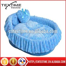 knitted 100% polyester soft pet/dog's beds