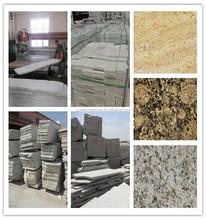 China granite paving stone and granite wall stone